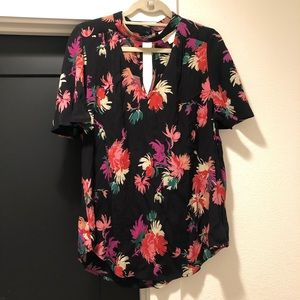 Maeve Floral Top